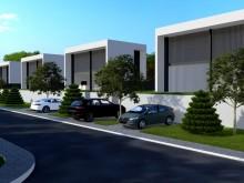 Nové vily na Makarskej