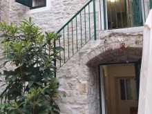 Zrekonštruovaný dom v Kaštele