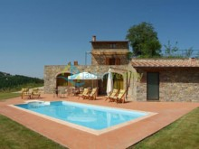 Vila v Gaiole in Chianti