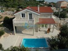 Luxusná vila na ostrove Šolta, Maslinica