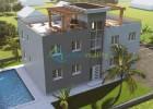 Nové apartmány a luxusný dvojdom u Ninu