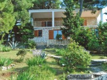 Vila v mestečku Splitska na Brači