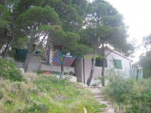 Dom na ostrove Brač