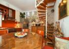 Zrekonštruovaný dom pri Splite
