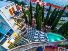 Apart-hotel v meste Cavtat